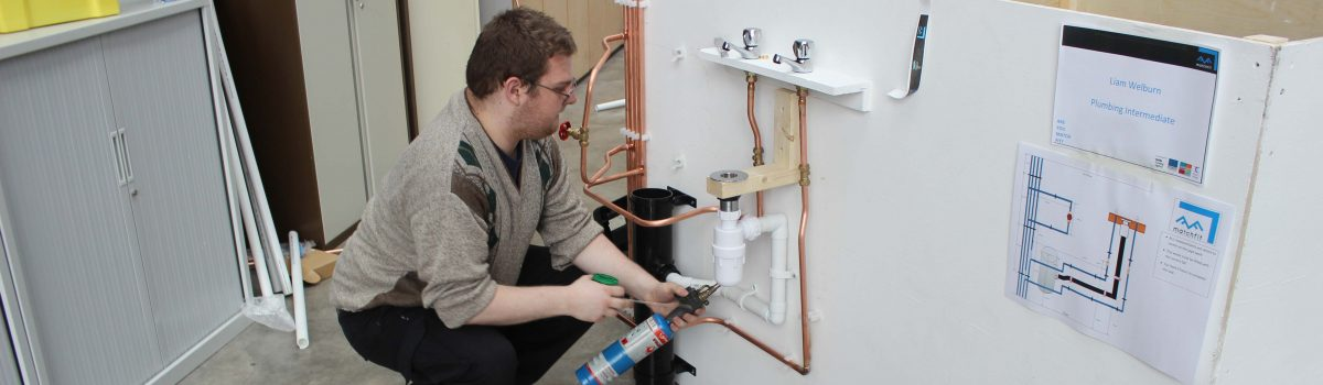Contact ACEF today to learn about our Apprenticeships in plumbing!